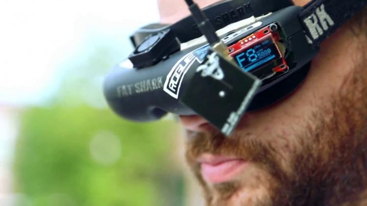 Dronele vor invada Clujul la Liberty Multirotor Racing
