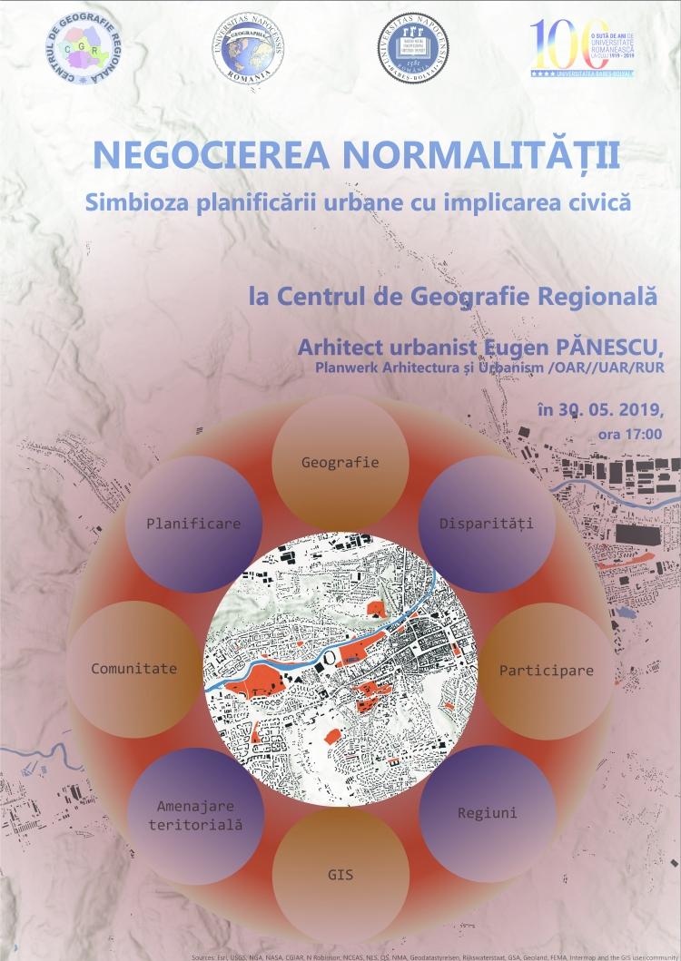 Despre rolul societatii civile si planificarea teritoriala si gradul de participare al cetatenilor la UBB