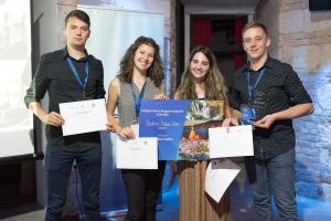 Studentii FSEGA au castigat premii importante la Budapesta