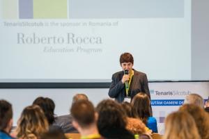40 de studenti ai universitatilor cu profil tehnic din Romania au primit burse Roberto Rocca