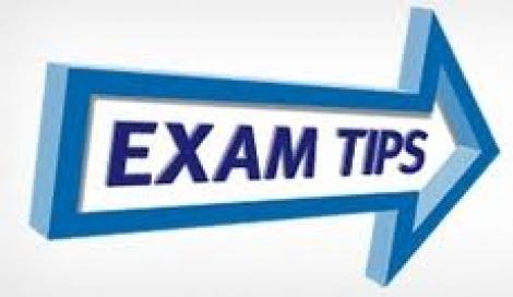 5 sfaturi testate pentru reusita la examen!