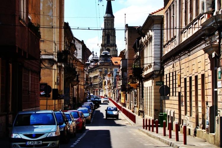 yeParking - solutia pentru decongestionarea traficului in Cluj?