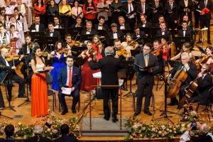 Concert caritabil de colinde romanesti la Cluj in Decembrie