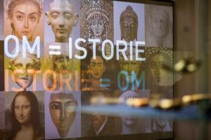 Muzeul National de Istorie a Transilvaniei: peste 100 de fragmente istorice in imagini tridimensionale
