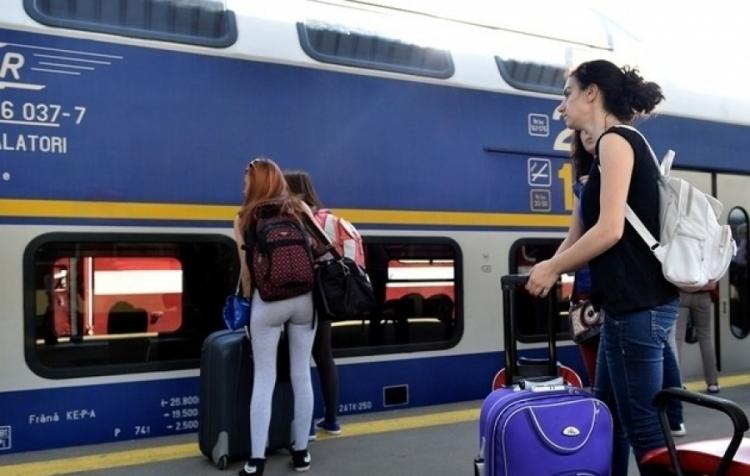 Bilete de tren gratuite pentru studentii care voteaza la alegerile parlamentare