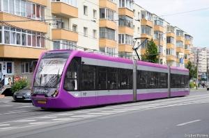 "Cluj-Napoca va primi 22 de tramvaie ""Imperio"", produse sub licenta Siemens la Arad"