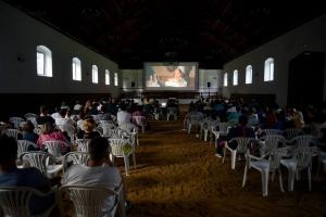 Peste 30.000 de spectatori din intreaga tara au participat in 2018 la proiectiile Caravanei Filmelor TIFF
