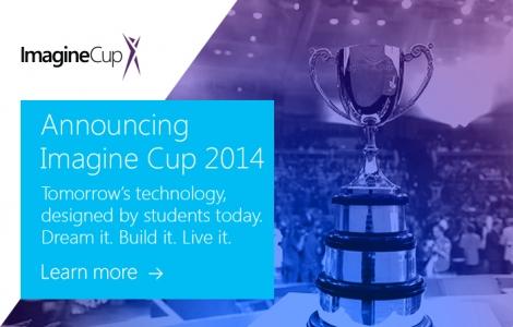 Doua echipe de studenti din Cluj vor reprezenta Romania la faza regionala a concursului international de IT Imagine Cup