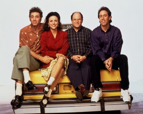 """""""Seinfeld"""" - o sursa buna pentru a invata despre tulburarile psihice"""