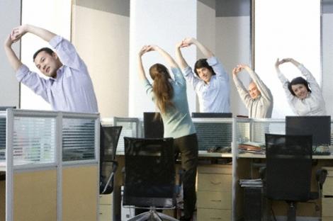 Cum scapi de oboseala acumulata in scaunul de birou
