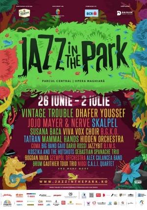 Jazz in The Park celebreaza 100 ani de muzica romaneasca