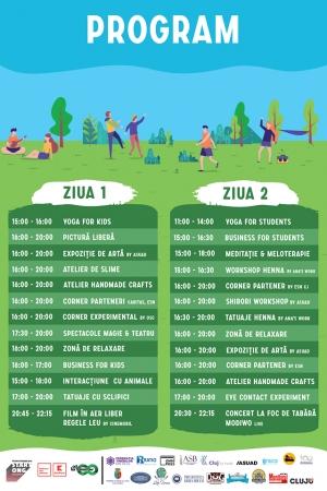 Festivalul ARTdealul cu terapie prin arta revine la Cluj in acest weekend