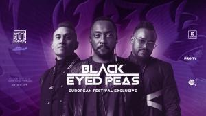 BLACK EYED PEAS vor sustine un show extraordinar la UNTOLD