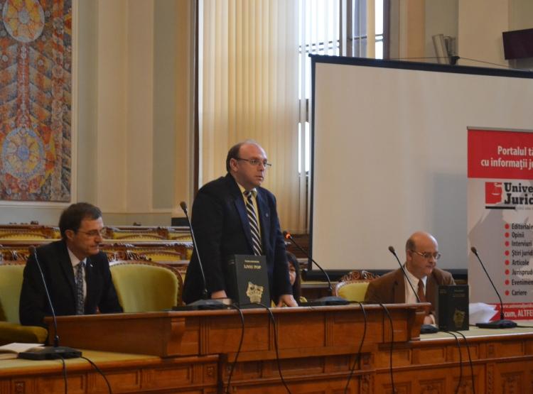 Facultatea de Drept din Cluj dezaproba cu fermitate adoptarea OUG nr.13/2017