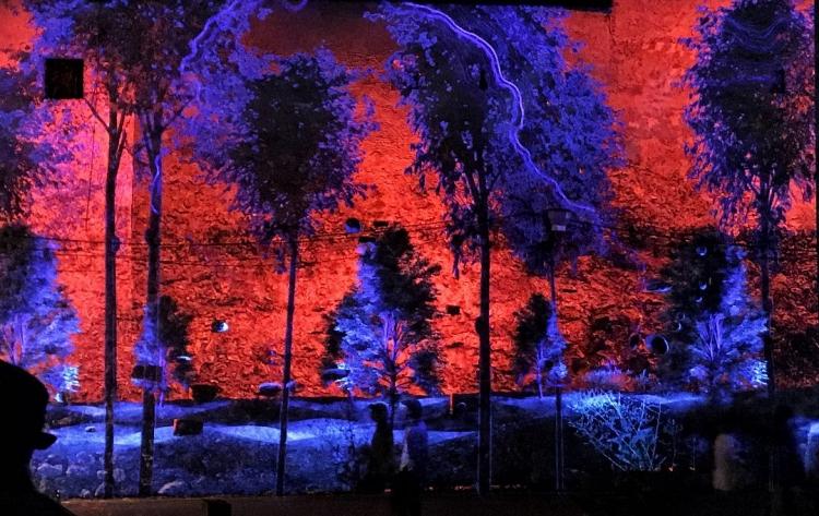 Trei artisti proiecteaza la Cluj in cel mai mare proiect national colaborativ de video-mapping