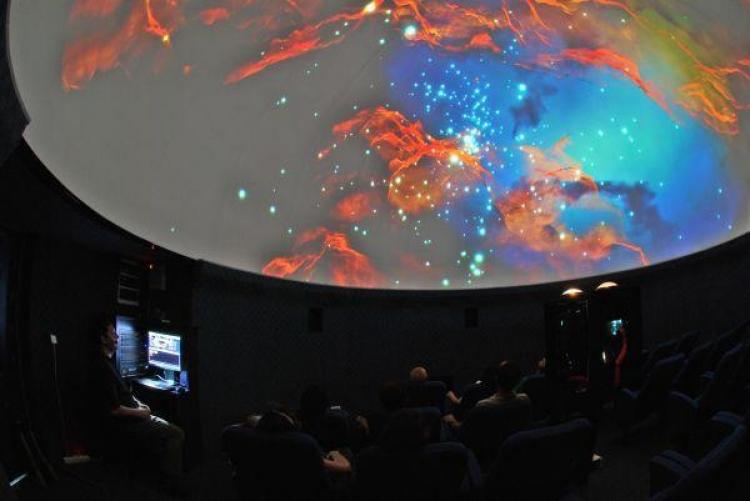 Planetariu mobil va ajunge si la Cluj in luna decembrie