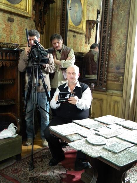 """Proiectie """"NIASCHARIAN - SA RENASTEM"""" : documentar ce isi propune o abordare originala a trecutului poporului roman @ 31 octombrie Cinema Victoria"""