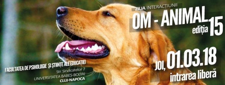 UBB si USAMV sarbatoresc Ziua Interactiunii Om-Animal