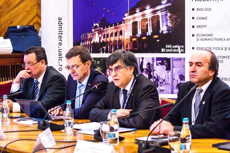 Cele mai puternice 5 universitati din Romania vor o colaborare mai stransa
