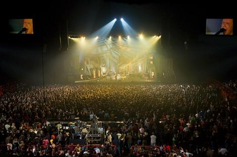 Ce concerte aduce luna iulie. Vezi cand vor canta Iron Maiden, Richard Clayderman sau Sting
