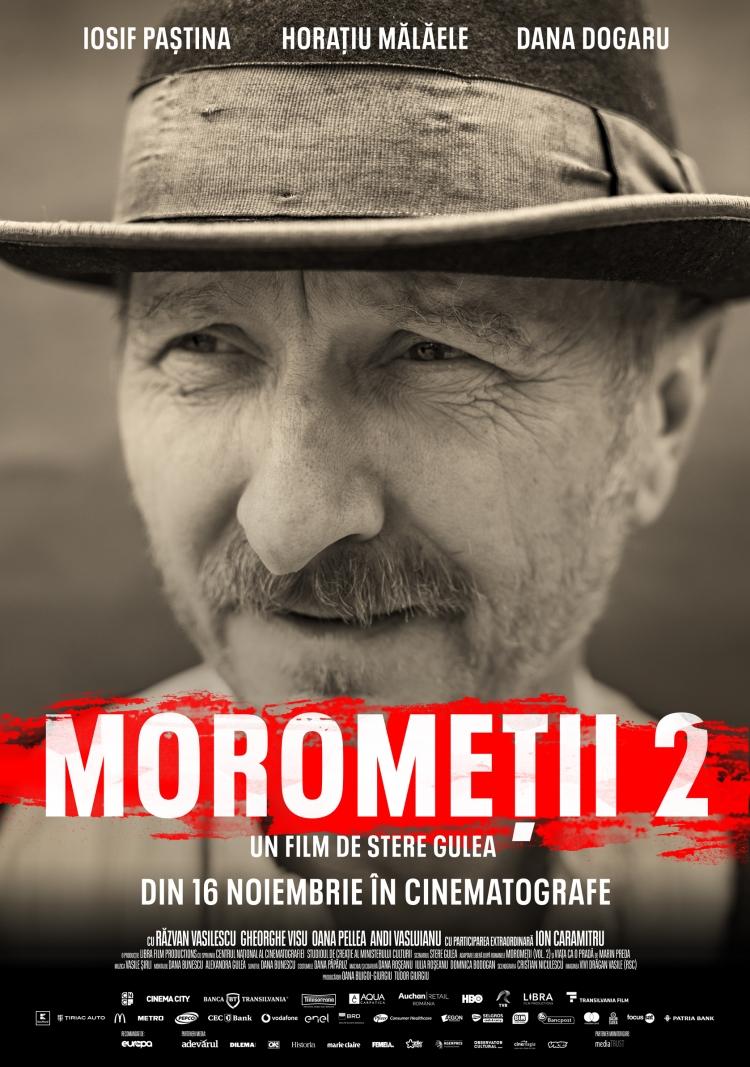 """Premiera mondiala """"Morometii 2"""" va avea loc pe 2 noiembrie la Festivalul de Film de la Salonic"""