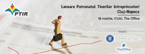 Pe 18 martie va avea loc lansarea Patronatului Tinerilor Intreprinzatori din Romania – Cluj Napoca