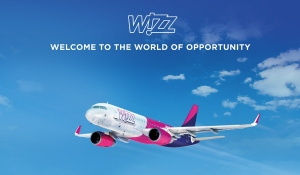 Incepand cu 27 octombrie 2018, compania Wizz Air renunta la ruta Bucuresti – Cluj-Napoca