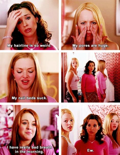 De ce fetele merg la baie in grup (pamflet)