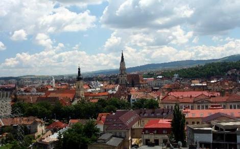Premii substantiale pentru studentii clujeni. Cum va arata Clujul in viitor?