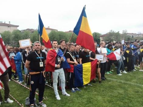 """Sportivii de la UBB au luat o multime de premii la competitia """"Bogazici Sport Fest 2015"""""""