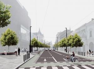 Primaria Cluj-Napoca propune modernizarea a patru strazi din zona centrala a orasului
