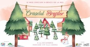 """""""Oraselul Brazilor"""" si-a deschis portile la Cluj Arena"""