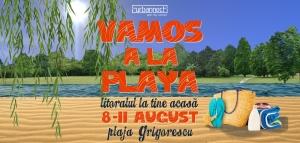 """Evenimentul """"Vamos a la Playa 2019"""" aduce din nou litoralul in Cluj-Napoca"""