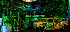 Idee pentru timp liber: Laser Tag World