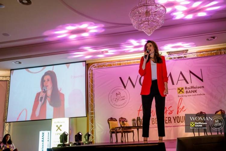 Cum am educat inspiratia si am devenit o versiune mai buna a mea dupa conferinta The Woman
