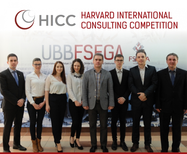 Studenti de la FSEGA vor participa la Harvard International Consulting Competition