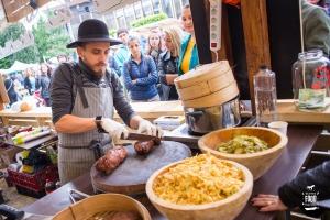 Incepe Street Food Festival cu mancare, filme outdoor si muzica buna