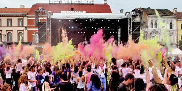 Cea de a VIII-a editie a Zilelor Clujului va avea loc in mai