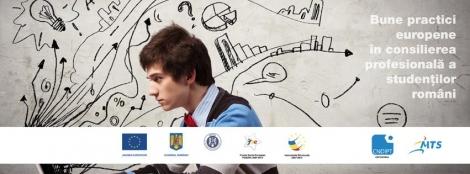5000 de studenti vor beneficia de consiliere in cariera prin intermediul USR