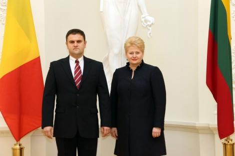 Interviu cu Dan Adrian Balanescu - Ambasadorul Romaniei in Lituania si Letonia