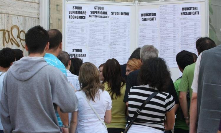 Rata somajului in zona euro a coborat in luna august pana la 8,1%. Romania sta bine la acest capitol!