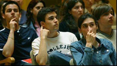 Studentii si-au discutat prioritatile cu Ministrul delegat pentru Invatamantul Superior