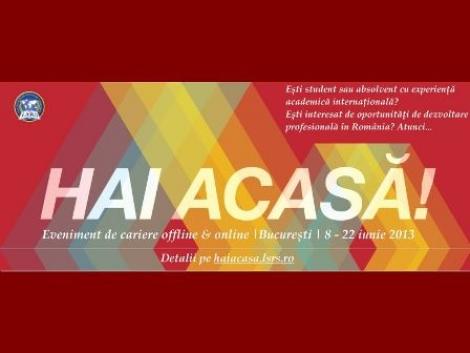 Noi oportunitati de cariera pentru studentii cu experienta internationala