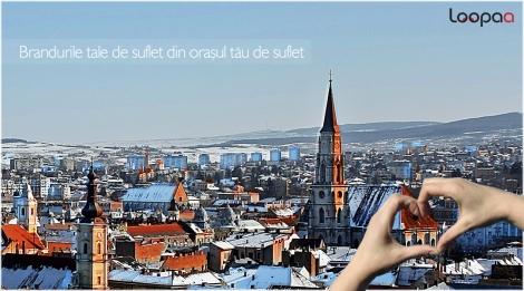 Participa la cercetarea de piata privind brandurile Clujului si poti castiga premii marca I Love Cluj