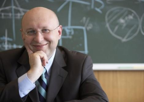 Laureatul Nobel, Stefan W. Hell, omagiat de UBB