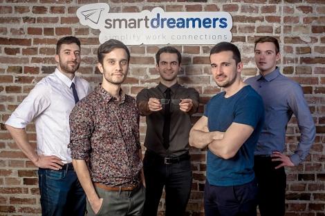 SmartDreamers - cea mai buna platforma cu joburi pentru tinerii din România