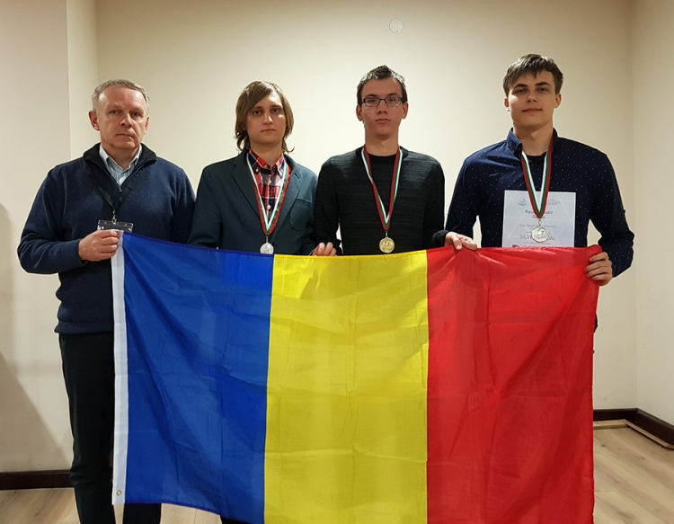 Studentii de la Mate-Info UBB au urcat pe podium la Balcaniada de Matematica pentru studenti