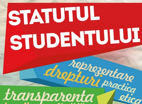 Ce drepturi ne aduce adoptarea Statutului Studentului?