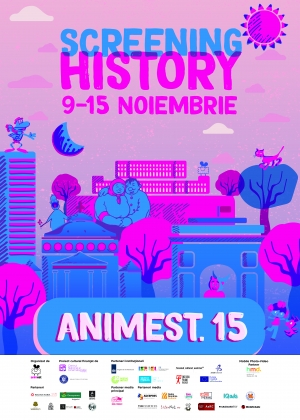 Incepe Animest.15 - prima editie a festivalului disponibila online, in toata tara