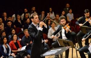 Young Famous Orchestra, Analia Selis si Mariano Castro te invita la un tango simfonic